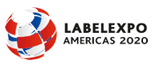 LABELEXPO AMERICAS 2020 Logo with link to https://www.labelexpo-americas.com/